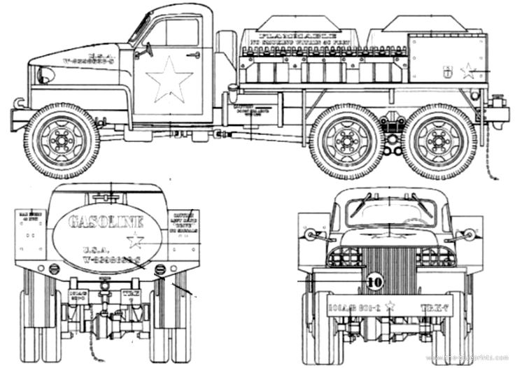 1942 ford 1 2 ton military truck
