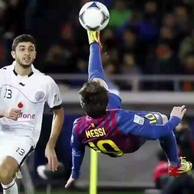 Messi Doing Insane Bicycle Kicks Soccer10i Bicycle Kick Messi