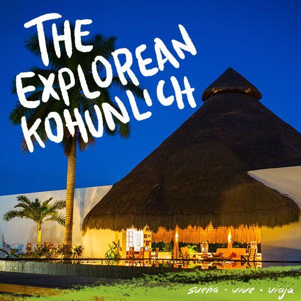 Descubre la magia de The Explorean Kohunlich en Chetumal, Quintana Roo por 2,700 puntos ¡Entra a kivac.com.mx y reserva! #TheExplorean #México #Kohunlich #Hoteles #Lifestyle #Chetumal #mar #BuenaVida #vacaciones