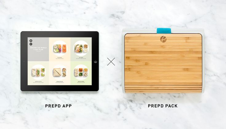 This is not your kids' lunchbox. Prepd on DesignMilk