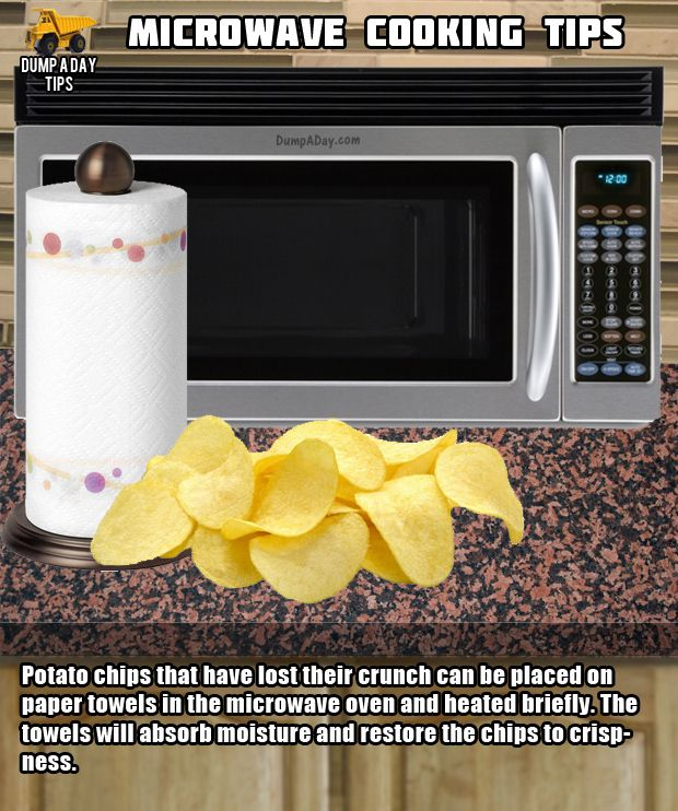 Dump A Day Amazing Microwave Cooking Tips And Tricks - 21 Pics