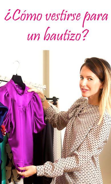 Mamá Fashionista: ¿Cómo vestirse para un bautizo?