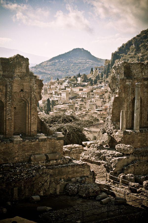 Mia Bella Italia — Taormina, Sicily