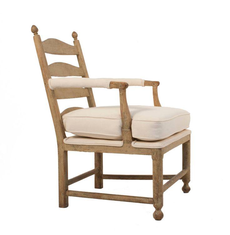 Gustavian Gripsholm Armchair