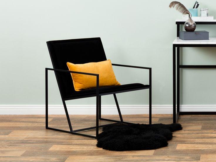 JOY 002 Schwarz - Sessel - Sessel - Für den Innenwohnbereich