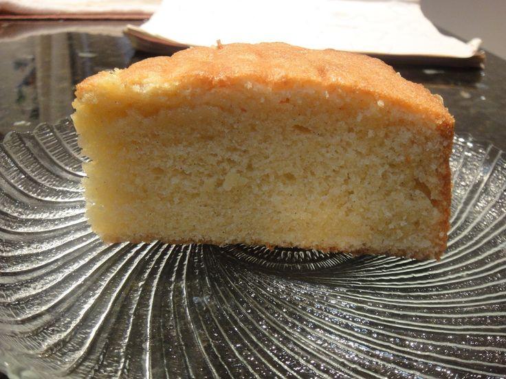 Mrs Ng Orange Butter Cake