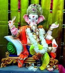 Image result for ganpati bappa image full hd