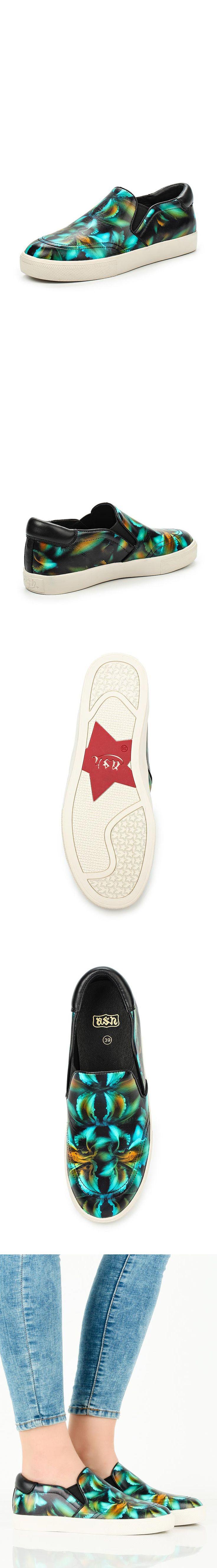 Женская обувь слипоны Ash за 8950.00 руб.