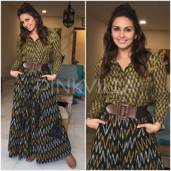 Style File : Huma Qureshi promotes Jolly LLB 2 | PINKVILLA