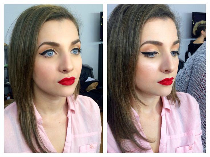 Make-up on my beautiful friend ❤️