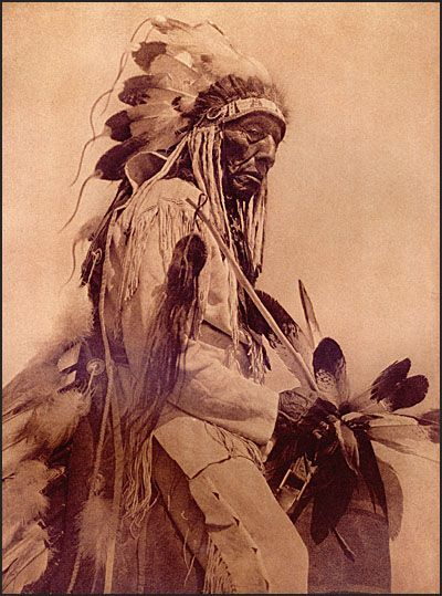 Edward Curtis photography of Native Americans