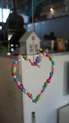 KERSJES: sparkling hearts