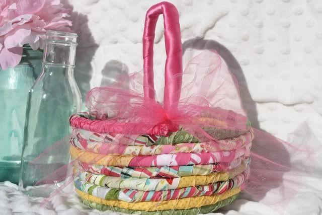 Homemade easter basket diy crafts pinterest - Custom made easter baskets ...