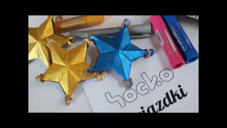 Farby w sztyfcie PlayColor i HOCKO Gwiazdki