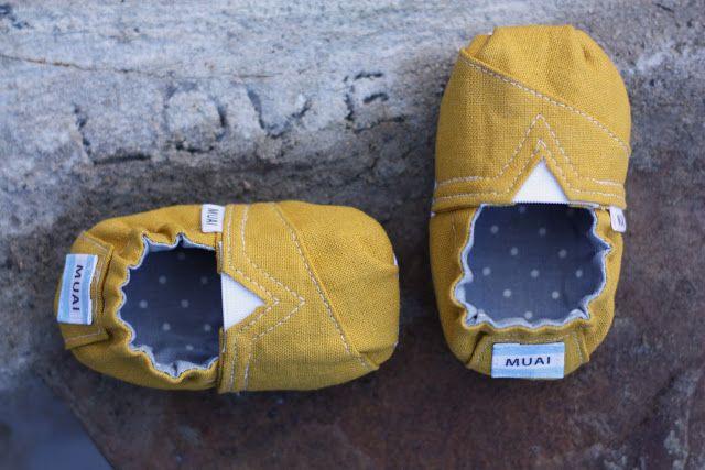 Kinderschuhe wie die von TOMS für Babys nähen Anleitung / Sewing Pattern Shoes for Babys and Kids inspired by TOMS