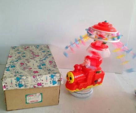 vintage crib toy