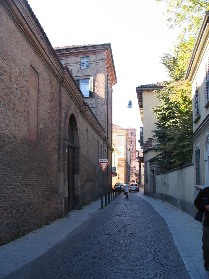 Centro storico di Asti - il Seminario