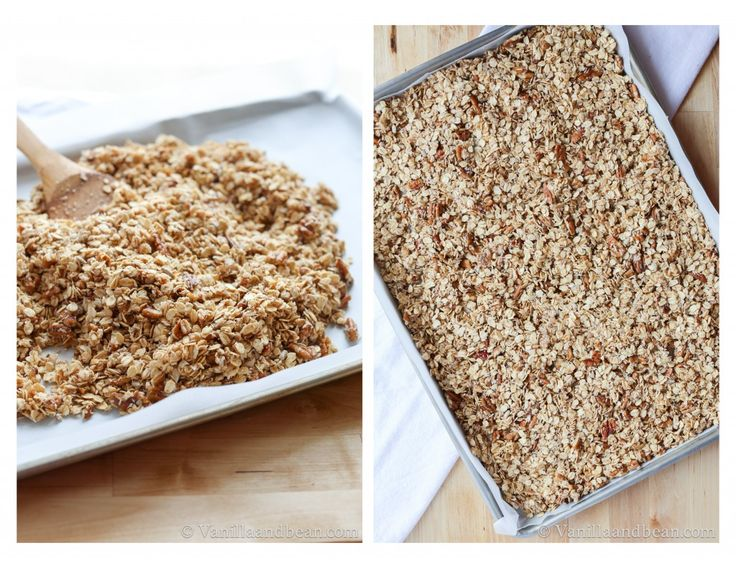 Maple Pecan Granola | Granola | Pinterest