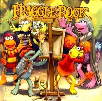 Fraggle Rock!