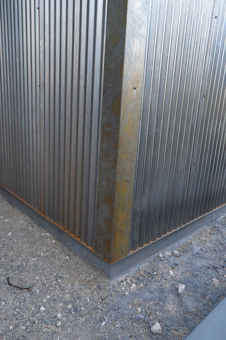 27 Best Rusty Corrugated Metal Siding Images On Pinterest