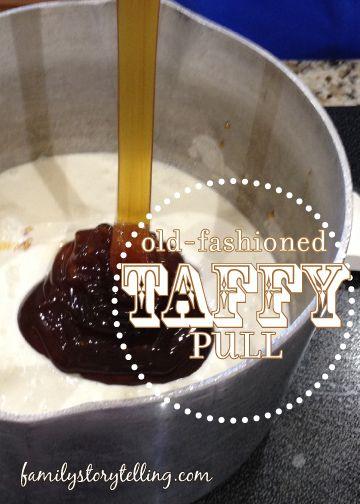 Homemade Salt Water Taffy In One Hour - Funfetti Taffy Recipe ...