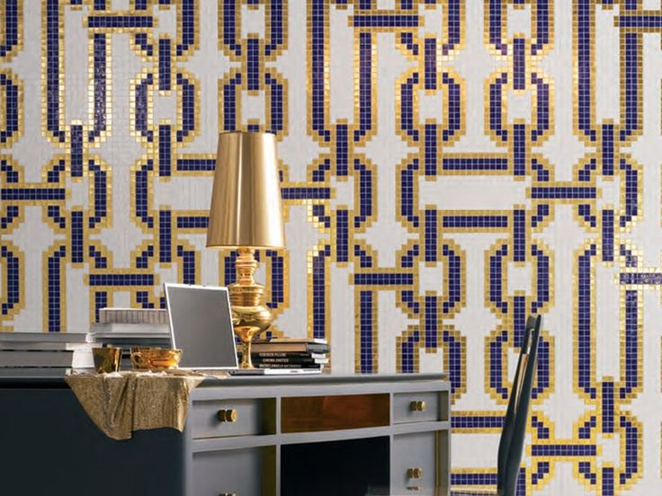 Мозаика CHAINS Коллекция Mosaico by BISAZZA Mosaico | дизайн Marco Braga