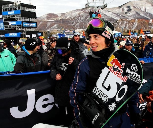 Mark McMorris BEO