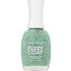 Sally Hansen Fuzzy Coat Textured Nail Color, Fuzz-Sea, 0.31 Fluid Ounce