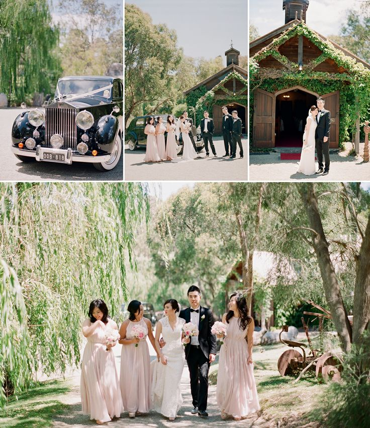 Inglewood Estate Wedding Photography Clara & David