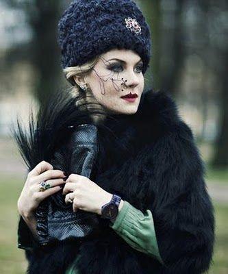 Renata Litvinova- actrice russe, réalisateur, scénariste