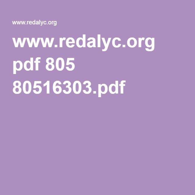 www.redalyc.org pdf 805 80516303.pdf
