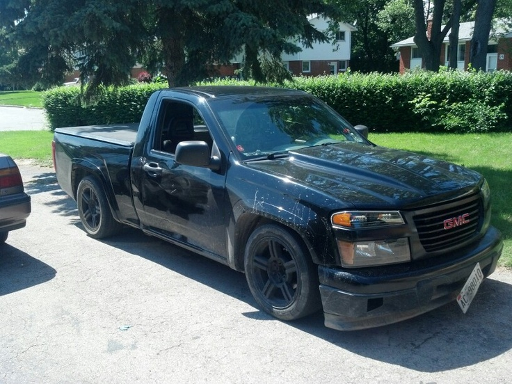 My Truck i call her shadow