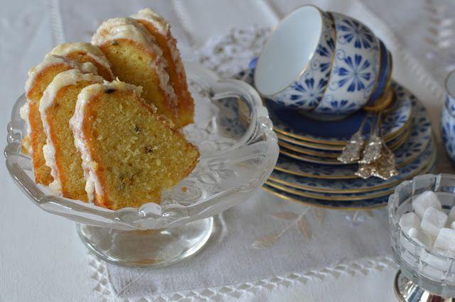 Viikonloppukokki: Passionkakku on raikas ja hedelmäinen kahvipöydän ...