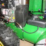 John Deere 1330se Snowblower – Wiring Harness for the Handle Group