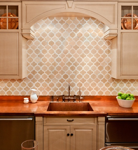 Fresh Tiling Kitchen Backsplash Ideas