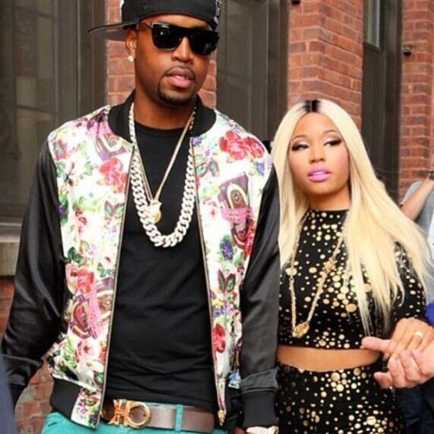 swagged out couple swag pinterest nicki minaj celebrities and