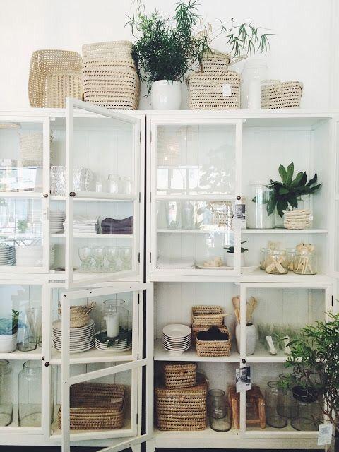 Des rangements dans votre cuisine: voici 5 idées pour ranger pratiquement et joliment à la fois. Et en plus, c'est tendance!