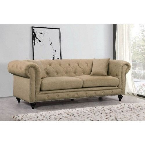 Best 20 Linen Sofa Ideas On Pinterest Industrial