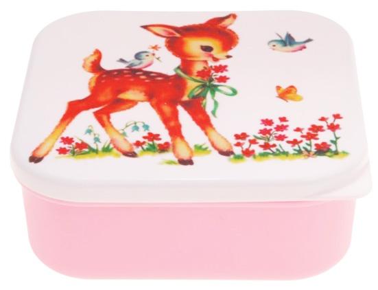 Snack Box - Fawn Pink Large   Alimrose Designs