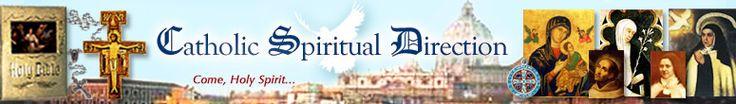 Catholic Spiritual Direction   http://wwww.catholicspiritualdirection.org/sciencefaithvideo.html