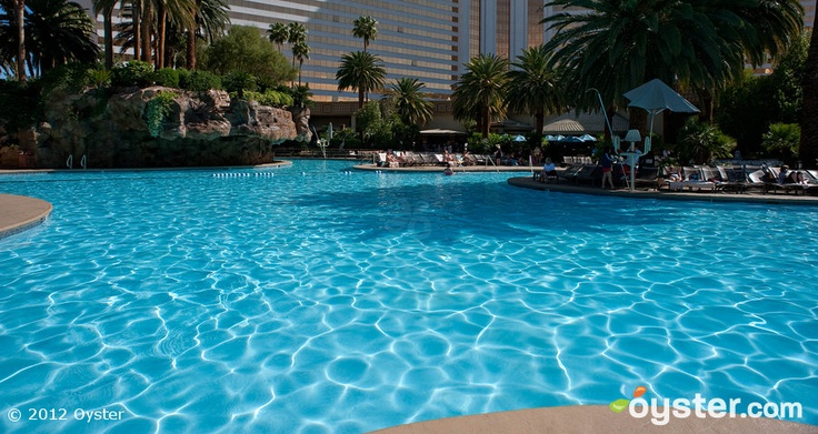 The Pool at The Mirage