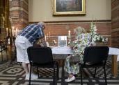 Herdenkingen voor slachtoffers in hele land