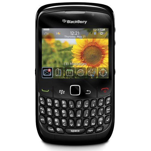 Blackberry 8520 Unlocked Phone Camerabluetoothinternational Version Warrantyblack Best Review