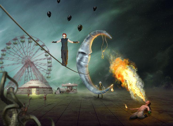 Dark Circus << - Bild & Foto von B-A-U-M-I aus Fantasy/Mystery ...