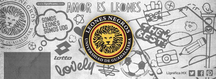 Leones Negros UDG •Facebook Cover •140114CTG(1) LigraficaMX