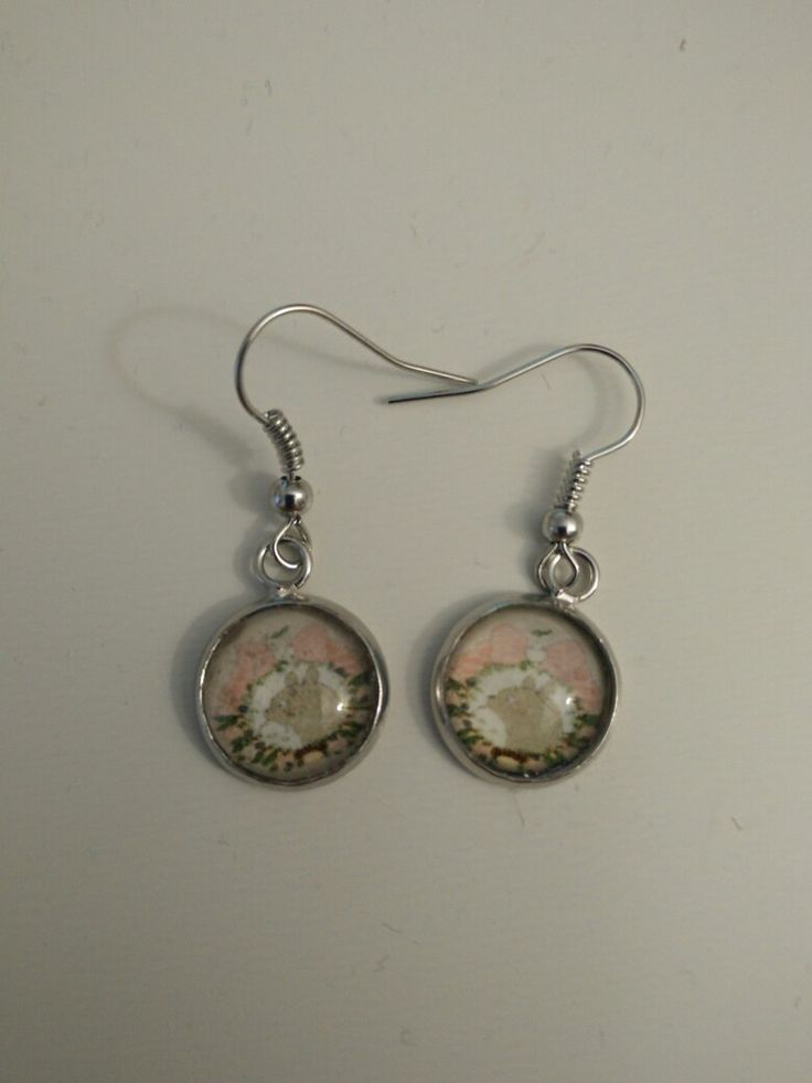 Boucles d'oreille Totoro #diy #french #earring