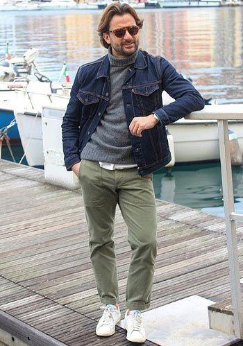ツイードジャケットの着こなし・コーディネート一覧【メンズ】 | Italy Web