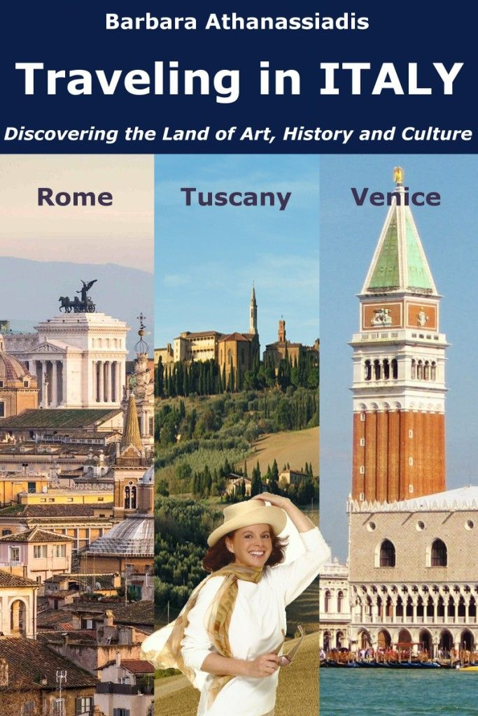 For lovers of culture, #art, history and landscape the #book TRAVELING IN ITALY. Free download.
