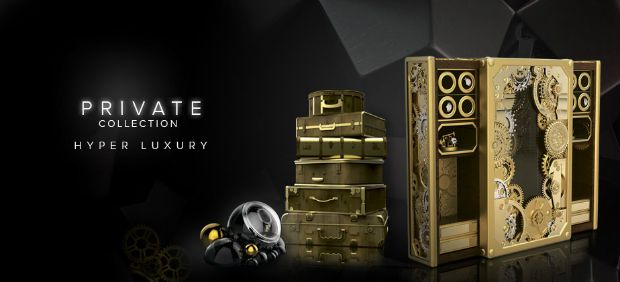 Luxury Gifting Solutions – Exclusive Cigar Chest by Boca do Lobo exclusive design   Discover more: www.bocadolobo.com