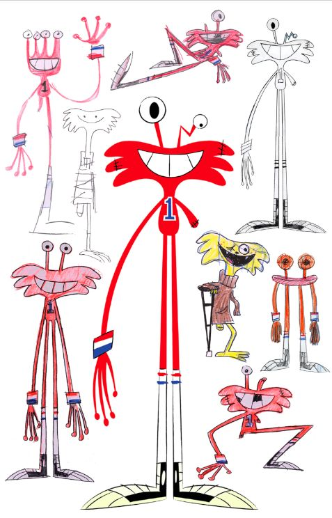 Wilt, foster's home for imaginary friends - craig mccracken